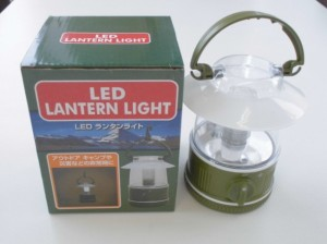 LEDランタンライト
