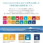 SDG's活動!